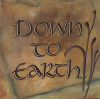 Down to Earth Fine Art Print