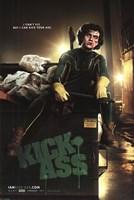 Kick Ass - Kick-Ass Wall Poster