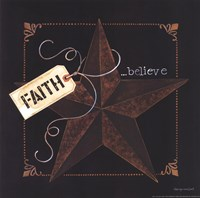 Faith Star Fine Art Print