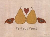 """Perfect Pears by Emily Hardgrove - 12"""" x 9"""""""