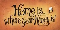Home Is . . . Fine Art Print