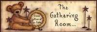 The Gathering Room Fine Art Print