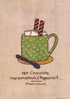 Hot Chocolate Fine Art Print