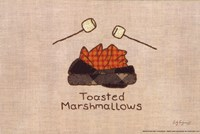 Toasted Marshmallows Fine Art Print