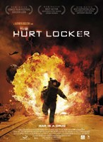 The Hurt Locker, c.2009 - style D Fine Art Print
