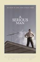A Serious Man, c.2009 - style A Fine Art Print