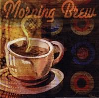 """Coffee Break I by Paul Brent - 12"""" x 12"""""""