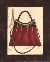 Fashion Purse I Fine Art Print