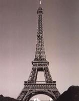 Eiffle Tower I Framed Print
