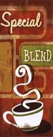 """Retro Coffee IV by Stacy Gamel - 8"""" x 20"""""""