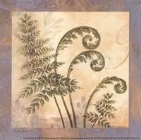 Leaf Botanicals III - petite Framed Print