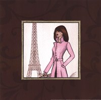 Paris in Pink Fine Art Print