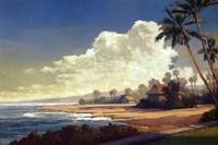 Kona Coast II Fine Art Print
