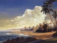 Kona Coast II - petite Fine Art Print