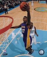 """Ron Artest 2009-10 Action - 8"""" x 10"""" - $12.99"""