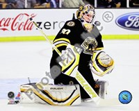 Tim Thomas 2009-10 Action Fine Art Print