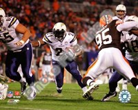 LaDainian Tomlinson 150th Career Touchdown, 2009 Fine Art Print