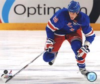 Marc Staal 2009-10 Action Fine Art Print