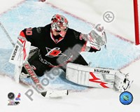Cam Ward 2009-10 Action Fine Art Print