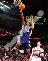 O.J. Mayo 2009-10 Action Framed Print