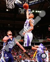 Kevin Martin 2009-10 Action Fine Art Print