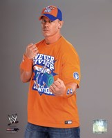 John Cena 2010 Posed Fine Art Print