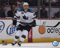 Ryan Clowe 2009-10 Action Fine Art Print