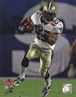 Reggie Bush Super Bowl XLIV Action (#17) Fine Art Print
