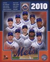 "2010 New York Mets Team Composite, 2010 - 8"" x 10"""