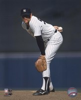 """Rich """"Goose"""" Gossage action - 8"""" x 10"""", FulcrumGallery.com brand"""