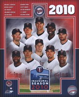 """8"""" x 10"""" Minnesota Twins Pictures"""