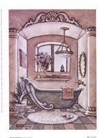 Vintage Bathtub ll Fine Art Print