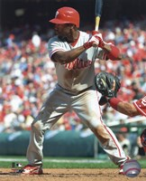 """Jimmy Rollins 2010 Action - 8"""" x 10"""""""
