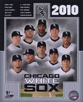 2010 Chicago White Sox Team Composite Fine Art Print
