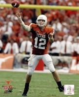 "Colt McCoy University of Texas Longhorns 2007 Action - 8"" x 10"" - $12.99"