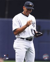 "Alex Rodriguez 2010 Yankees World Series Ring Ceremony - 8"" x 10"""