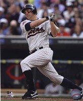 Michael Cuddyer 2010 Action Fine Art Print