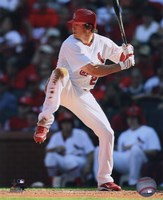 """Colby Rasmus 2010 Action - 8"""" x 10"""", FulcrumGallery.com brand"""