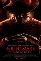 A Nightmare on Elm Street, c.2010 - style D Fine Art Print