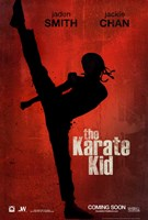The Karate Kid, c.2010 - style A Framed Print