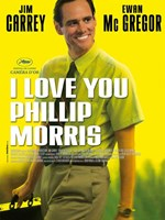 I Love you Phillip Morris - style A Framed Print