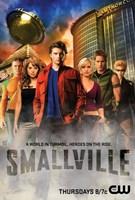 Smallville - style K Fine Art Print