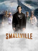 Smallville - style N Fine Art Print