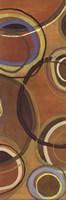 Sixteen Saturday Panel I- mini Fine Art Print