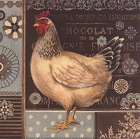 """6"""" x 6"""" Rooster Pictures"""