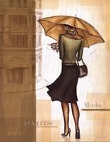 Rain Paris