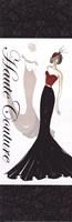 haute Couture I - mini Fine Art Print