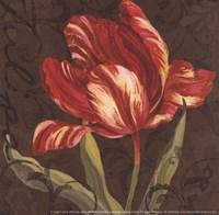 "Tulipa II - Mini by Jillian Jeffrey - 6"" x 6"""