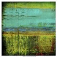 Corrugated II Framed Print