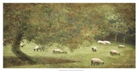 "English Countryside IV by Terry Lawrence - 25"" x 13"" - $24.99"